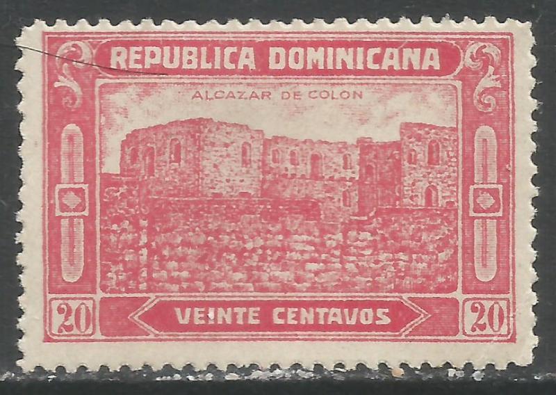 DOMINICAN REPUBLIC 246 MOG  Z5409