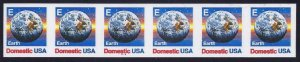 2279a - Scarce XF-Sup Imperf Error PNC6 #1111 Planet Earth Mint NH Cat $450++