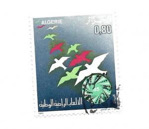 Algeria 1985 - Scott #768