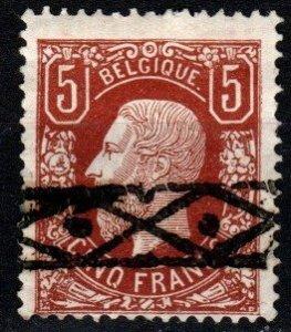 Belgium #39 Used CV $700.00 (X9611)
