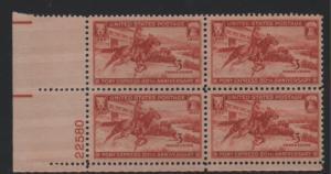 Scott 894 3c Pony Express 22580 LL