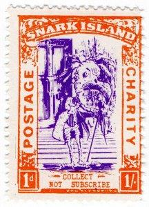 (I.B) Cinderella Collection : Gerald King Wonderland (Snark Island 1/1d)