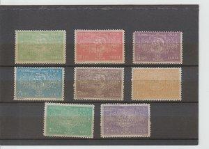 Serbia  Scott#  79-86  MH  (1904)