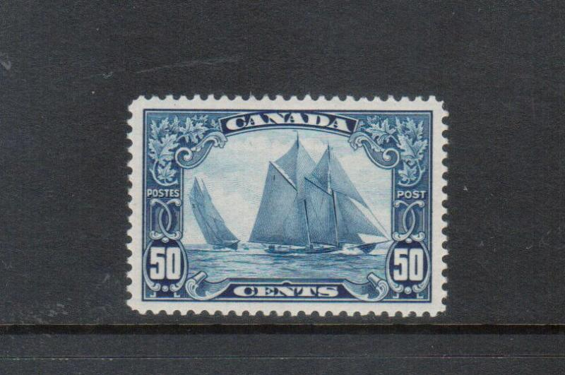 Canada #158iii Extra Fine Never Hinged Man On The Mast Gem **With Certificate**