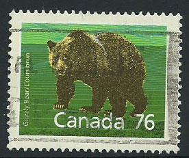 Canada SG 1275 Fine Used