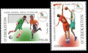 2009Uzbekistan817-818Football3,90 €