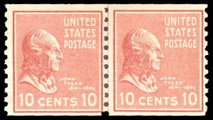 U.S. 1938 PRES. ISSUE 847  Mint (ID # 90704)