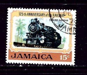 Jamaica 325 Used 1970 Locomotive