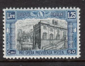 Italy #B32 VF/NH