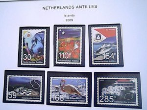 2009  Netherlands Antilles  MNH  full page auction