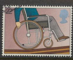 Great Britain SG 1149 - Used - Year of Disabled