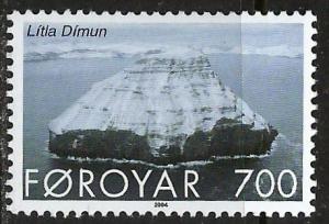 Faroe Islands ~ Scott # 440 ~  MNH