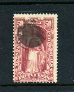 Scott #PR119 Newspaper & Periodical Used Stamp (Stock #PR119-1)