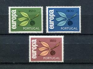 Portugal  Europa 1965 Mint VF NH