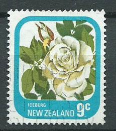 New Zealand SG 1094 VFU