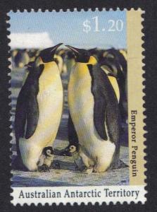 Australian Antartic Territory 1992  Used wildlife  $1.20  #