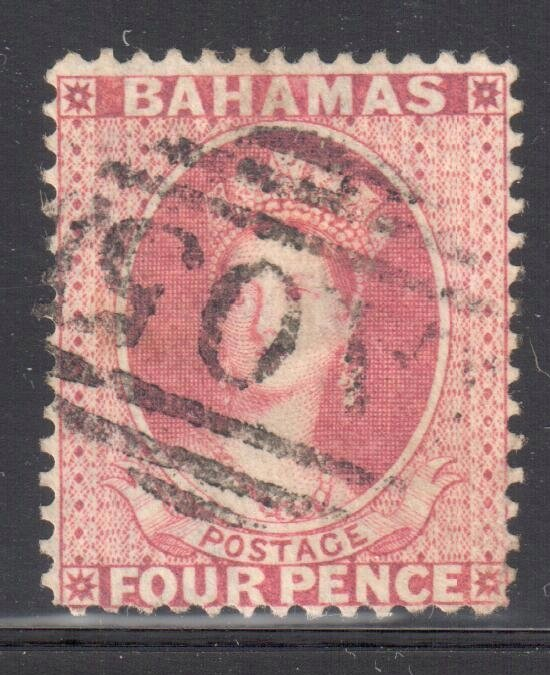 Bahamas #13 USED - In perfect condition