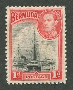 BERMUDA #118a MINT