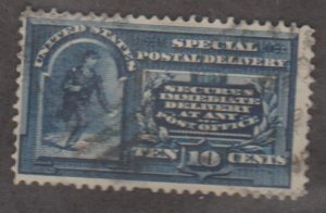 U.S. Scott #E5 Special Delivery Stamp - Used Single