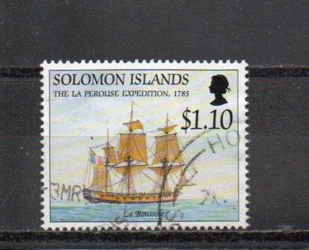 Solomon Islands 787 used