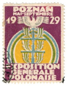 (I.B) Poland Cinderella : General Exhibition (Poznan 1929)