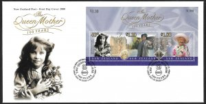 New Zealand First Day Cover [7791]
