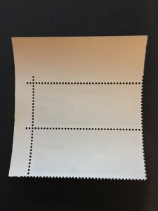 1978 china stamp BLOCK, UNused, rare, with edge and number,  list#268