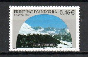 Andorra - French 562 MNH