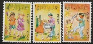 ARUBA  SC #  B73 - 5   MNH