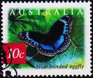 Australia. 2004 10c S.G.2378 Fine Used