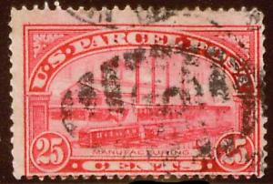 United States Scott Q9 Used.