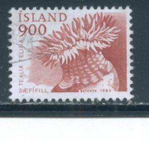 Iceland 612  Used (10)