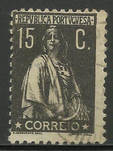 Portugal 1923 Scott# 243 Used
