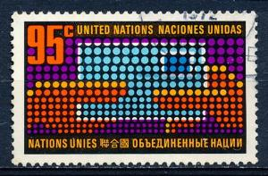 United Nations - New York #226 Single Used