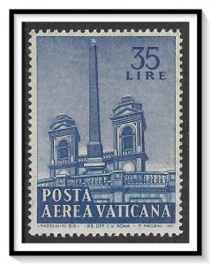 Vatican City #C39 Airmail MHR
