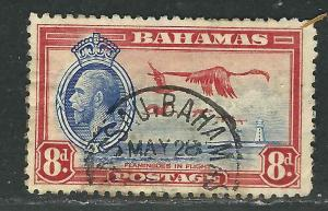 Bahamas 96 SG 145 Used F/VF 1935 SCV $4.25