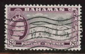Bahamas Scott 166  Used