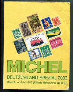 Michel Germany Specialized 2003