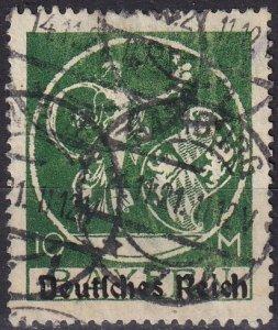 Bavaria #274   F-VF Used CV $16.00  (K2878)