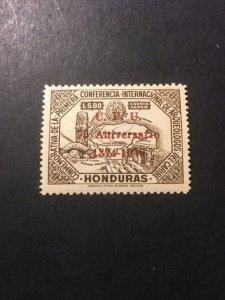 Honduras sc C186 MNH