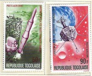 Togo C65-66 MLH cv 2.75 BIN $1.35