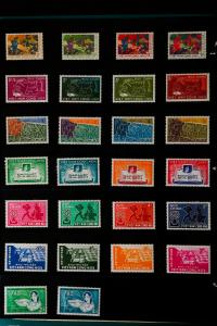 French Colonies 1800s to mid-1900s Loaded Stamp Collection