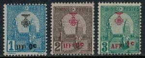 Tunisia #B20-2*  CV $3.30