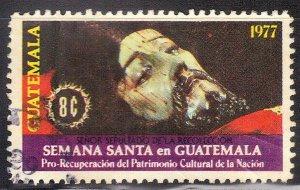 GUATEMALA SC #429   8c  1977     SEE SCAN
