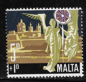 Malta Mint Never Hinged [6795]