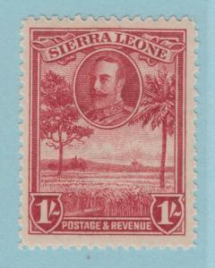 Sierra Leone 148 Mint Never Hinged OG ** - No Faults Very Fine !