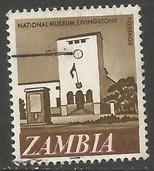 ZAMBIA 42 VFU A69-3
