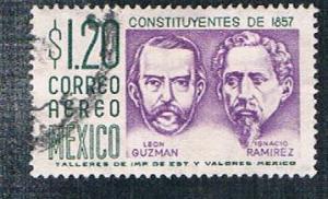 Mexico C237 Used Valentin Gomez (BP75)