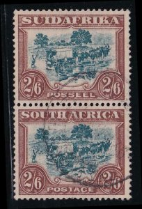 South Africa 1927-1928 SC 30 Used