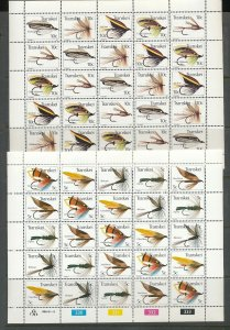 South Africa States Transkei Flowers Fishing Scouts MNH Covers Cards(100+)W1662